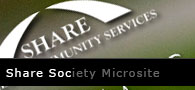Share Society Microsite